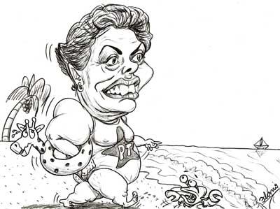 impeachment da presidenta Dilma Rousseff.