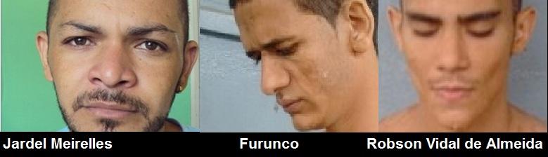 Furunco e mais dois fogem do presídio de Ji-Paraná