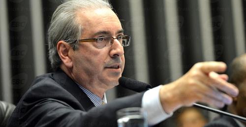 Conselho de Ética e Decoro Parlamentar da Câmara notificou hoje (7) à tarde o deputado Eduardo Cunha (PMDB-RJ),