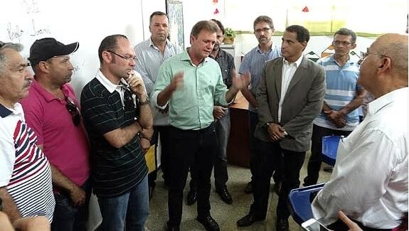 Policiais civis agradecem apoio de Luizinho Goebel e aguardam finalização de PCCS