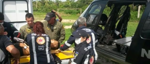 Policial-baleado-resgatado-de-helicóptero