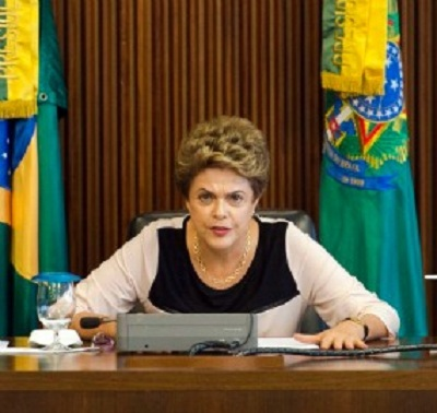multar a presidente Dilma Rousseff