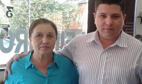 Ini Fidelis deixa o PMDB para apoiar o filho