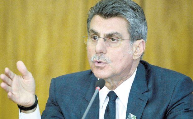 Romero Jucá, aposentadoria
