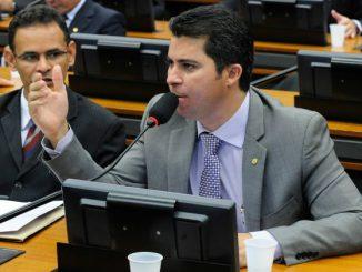 Marcos Rogério (DEM-RO) é o relator do processo disciplinar contra o deputado afastado Eduardo Cunha (PMDB-RJ)