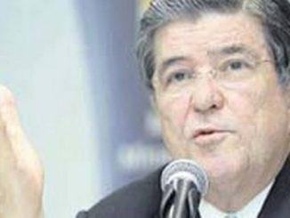 Machado é investigado na Operação Lava Jato por supostos desvios na estatal durante o período em que ocupou o cargo.
