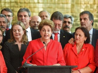 Dilma após Impeachment