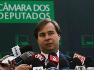 Maia reafirmou que vai ler em plenário, na próxima segunda-feira (8) o pedido de cassação de Cunha aprovado pelo Conselho de Ética