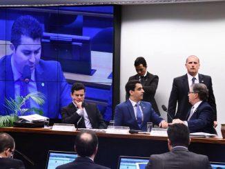 Para Marcos Rogério, presença de Moro contribui para a construção de norma eficiente de combate à corrupção