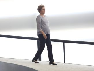 presidente afastada Dilma Rousseff,