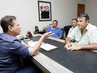 Maurão indica cessão de prédio do Iperon