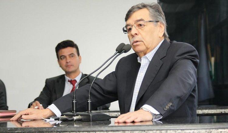 José Bianco que será homenageado pela Câmara dos Vereadores de Ji-Paraná. Foto: Marcos Gomes