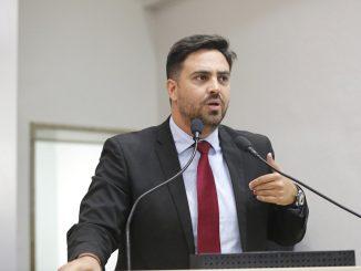 Léo Moraes é autor de requerimento para entrega do Título de Cidadão do Estado de Rondônia ao homenageado