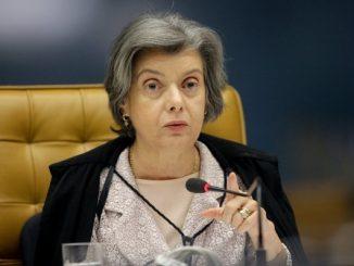 A ministra, no entanto, decidiu manter o sigilo das declarações