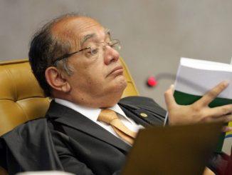 Gilmar Mendes pediu vista e interrompeu o julgamento no STFAntonio Cruz/Arquivo/Agência Brasil