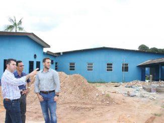 Recurso foi viabilizado pelo deputado federal Marcos Rogério (DEM-RO)