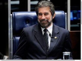 Valdir Raupp (PMDB-RO). Foto: Edilson Rodrigues/Agência Senado.