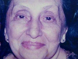 Cleide Angélica Rocha Meira tinha 88 anos.