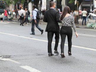 Pedestres serão multados e ciclistas podem até perder a bike.