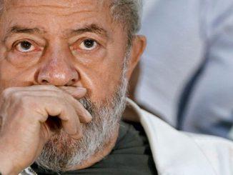 O ex-presidente Luiz Inácio Lula da Silva (PT), que teve recurso negado pelo TRF4