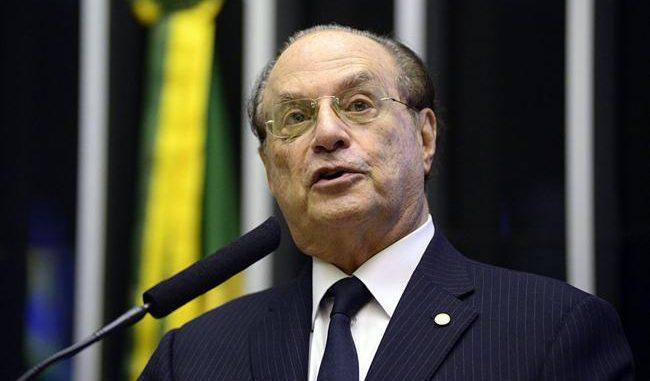 Paulo Maluf é condenado por lavagem de dinheiro. Gustavo Lima/Câmara dos Deputados