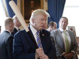 """Trump disse que o """"pacto jamais deveria ter sido firmado"""", porque não provê garantias que o Irã tenha abandonado mísseis balísticos"""