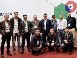O congresso foi realizado na capital paulista estavam 15 colaboradores da CrediSIS