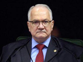 Ministro Edson Fachin decidiu enviar processo pedido de liberdade feito pela defesa do ex-presidente Luiz Inácio Lula da Silva para julgamento no plenário da Corte - Nelson Jr./SCO/STF