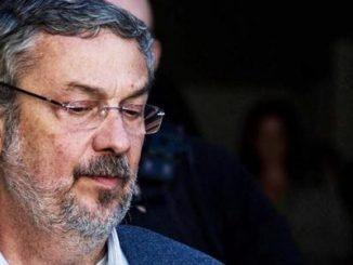 Palocci está preso desde setembro de 2016 em função das investigações da Operação Lava Jato.