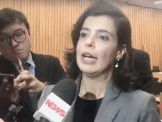 A gerente-executiva do Departamento Jurídico da Petrobras, Thaísa Maciel