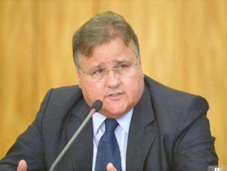 O ex-ministro Geddel Vieira Lima cumpre prisão preventiva desde 8 de setembro, com a descoberta de malas de dinheiro em Salvador (José Cruz/Agência Brasil)