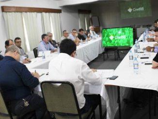 Reunião Ordinária do Conselho e Administração ocorreu junto a solenidade de posse