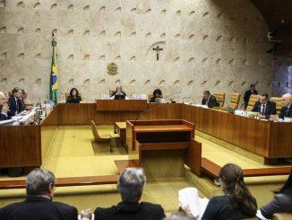 Por 6 x 3, Supremo Tribunal Federal manteve a extinção da obrigatoriedade da contribuição sindical (José Cruz/Agência Brasil)