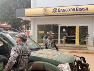 Agência do Banco do Brasil de Machadinho do Oeste/RO sofreu três assaltos entre fevereiro/2012 e setembro/2013.