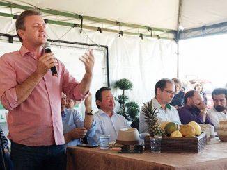 O deputado Luizinho elogiou a iniciativa da Secretaria de Estado de Agricultura e as demais entidades que estão envolvidas.