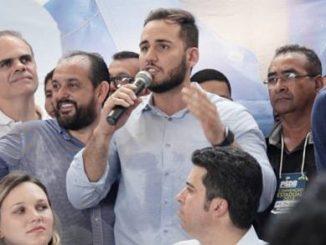 Affonso Cândido confirma candidatura a deputado federal em convenção do PSDB, DEM e PSD