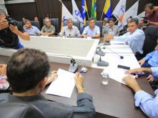 O candidato recebeu estudos econômicos e projetos para o turismo que poderão ser incorporados ao seu plano de governo