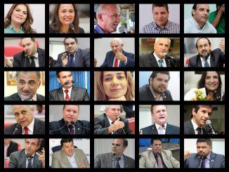 As imagens desses candidatos são ilustrativas para a matéria.