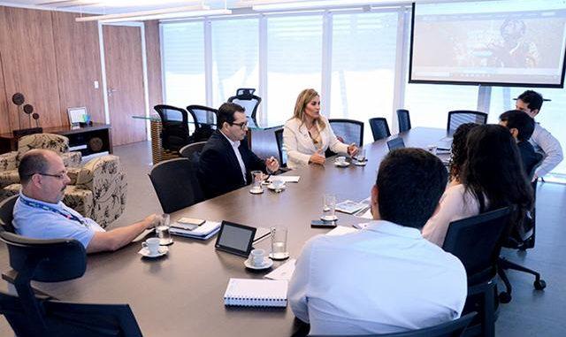 Reunião em Brasília com especialistas e diretores da Conselho Nacional dos Municípios e AROM que tratou sobre o alcance da Campanha Declare Seu Amor para todo o País.