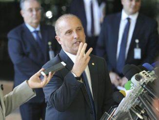 Onyx Lorenzoni, confirmou hoje a extinção do Ministério do Trabalho