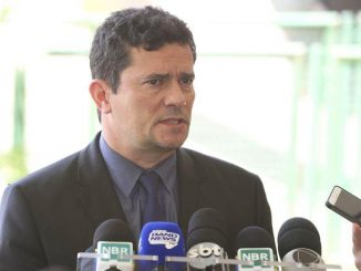 Sergio Moro anunciou mais dois nomes para compor a equipe do Ministério da Justiça (Valter Campanato/Agência Brasil)