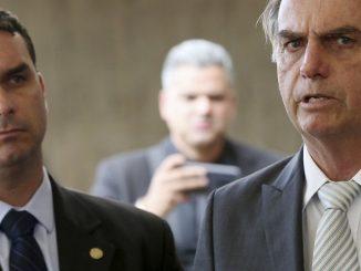 """""""Este não é um assunto de governo — ou da sua conta — mas eu vou dar minha opinião. Seu nome de família, Bolsonaro, é a razão. É resultado de acusações políticas ao meu governo"""", rebateu"""