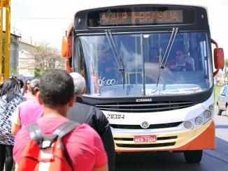otorista de ônibus de linha do Entorno de Brasilia: legislação atual não garante que esses profissionais tenham a proteção definida pelo Estatuto dos Motoristas, de 2015