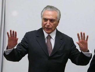 Agência Brasil Prisão de Michel Temer foi deflagrada nesta quinta-feira, 21, pela Polícia Federal.