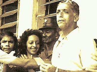 Coronel Humberto da Silva Guedes, ex-governador do Território Federal de Rondônia.