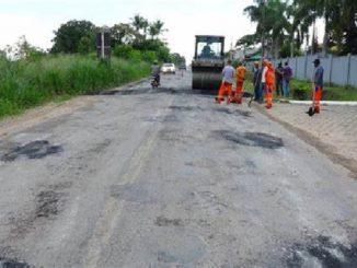 Segundo o vereador Jessé, o serviço de tapa-buracos vai melhorar, mas é provisório. A solução é o recapeamento da rodovia.