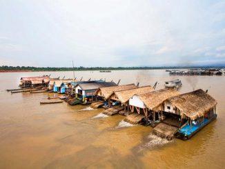 Apesar de ter entrado em declínio, atividade ainda é responsável pelas altas concentrações de mercúrio encontradas no maior afluente do Amazonas.