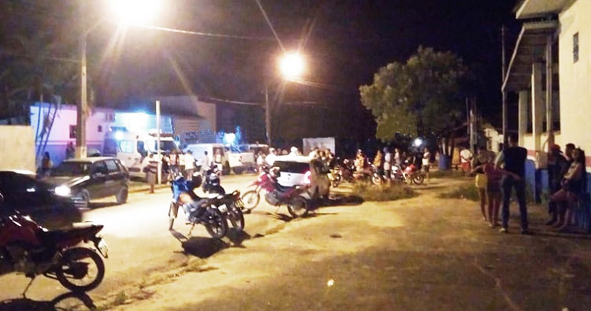 A morte do empresário causa comoção em Tarilândia, Distro de Jaru, no interior de Rondônia.
