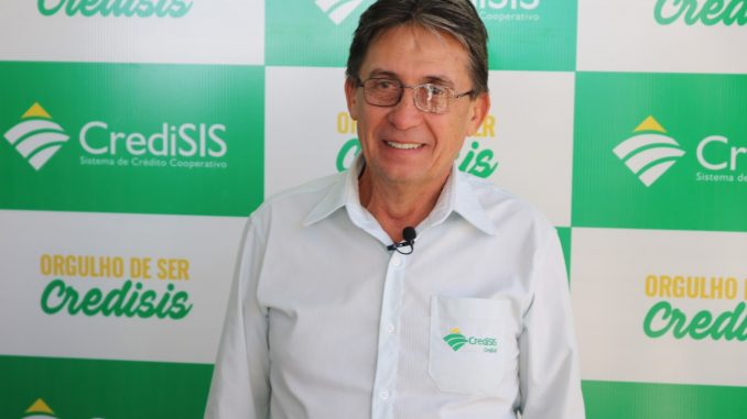 Benedito Bastita, gerente geral da agência de Buritis, da CrediSIS CrediAri