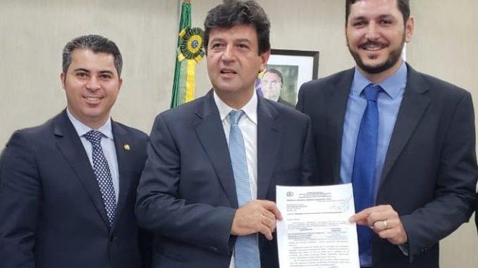Senador Marcos Rogério é o responsável por intermediar junto ao Governo Federal a liberação do recurso.